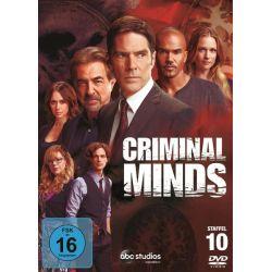 Criminal Minds - Die komplette zehnte Staffel [5 DVDs] Filmy