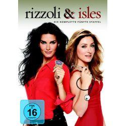 Rizzoli & Isles - Staffel 5 [4 DVDs] Filmy