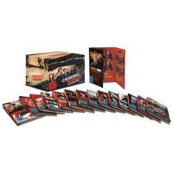 Criminal Minds - Komplettbox Staffel 1-15 [78 DVDs] Filmy