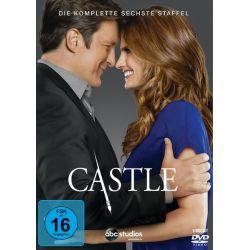 Castle - Staffel 6 [6 DVDs] Filmy