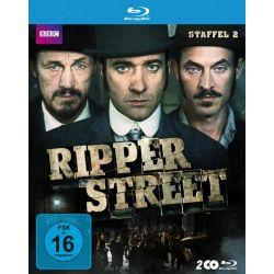 Ripper Street - Staffel 2 [2 BRs] Filmy