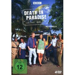 Death in Paradise - Staffel 8 [4 DVDs] Filmy