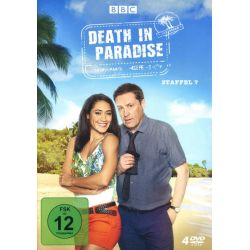 Death in Paradise - Staffel 7 [4 DVDs] Filmy