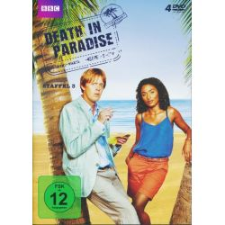 Death in Paradise - Staffel 3 [4 DVDs] Filmy