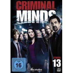 Criminal Minds - Die komplette dreizehnte Staffel [5 DVDs] Filmy