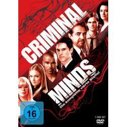 Criminal Minds - Die komplette vierte Staffel [7 DVDs] Filmy