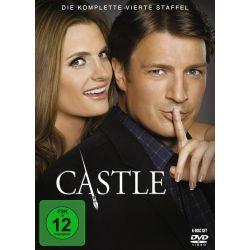 Castle - Staffel 4 [6 DVDs] Filmy