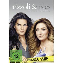 Rizzoli & Isles - Staffel 7 [3 DVDs] Filmy