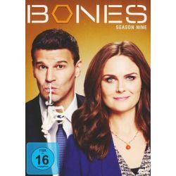 Bones - Season 9 [6 DVDs] Filmy