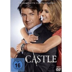 Castle - Staffel 5 [6 DVDs] Pozostałe