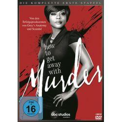 How to get away with Murder - Die komplette erste Staffel [4 DVDs] Filmy