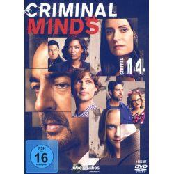 Criminal Minds - Die komplette vierzehnte Staffel [4 DVDs] Filmy