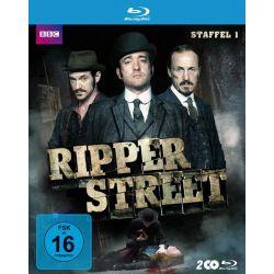 Ripper Street - Staffel 1 [2 BRs] Filmy