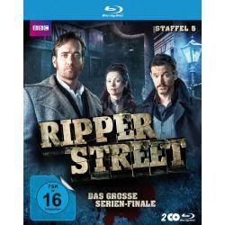 Ripper Street - Staffel 5 - Uncut [2 BRs] Filmy