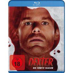 Dexter - Die fünfte Season [4 BRs] Filmy