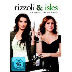 Rizzoli & Isles - Staffel 3 [3 DVDs] Filmy