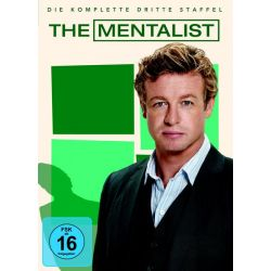 The Mentalist - Staffel 3 [5 DVDs] Seriale