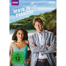 Death in Paradise - Staffel 5 [4 DVDs] Seriale