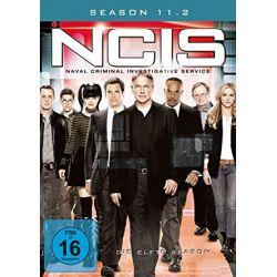 NCIS - Navy CIS - Staffel 11.2 Płyty DVD