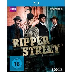 Ripper Street - Staffel 3 - Uncut Version [2 BRs] Seriale
