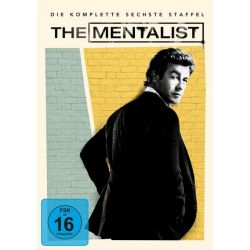 The Mentalist - Staffel 6 [5 DVDs] Seriale