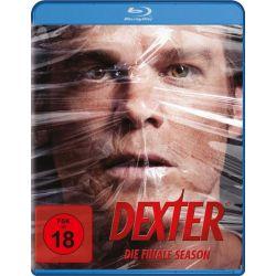 Dexter - Die achte Season [6 BRs] Płyty DVD