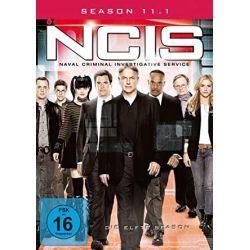 NCIS - Navy CIS - Staffel 11.1 Płyty DVD