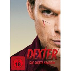 Dexter - Season 7 Płyty DVD