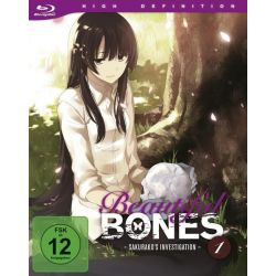 Beautiful Bones: Sakurako's Investigation - Blu-ray 1 Seriale