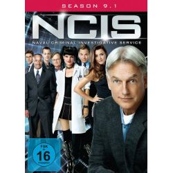 Navy CIS – Season 9, Vol. 1 (3 Discs, Multibox) Seriale