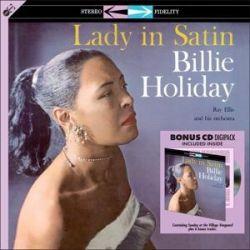 Lady In Satin (180g LP+Bonus CD) Pozostałe
