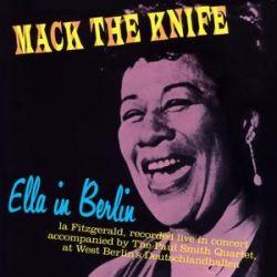 Ella In Berlin (Mack The Knife) (Ltd.180g Farbig Pozostałe
