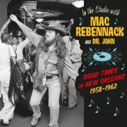 In The Studio With Mac Rebennack (Ltd.180g Vinyl)