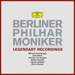 Berliner Philharmoniker Legendary Rec.(Ltd.Edt.) Pozostałe
