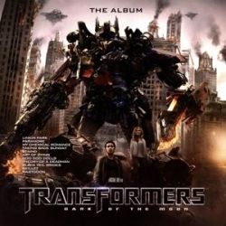 Transformers:Dark of the Moon-The Album Pozostałe