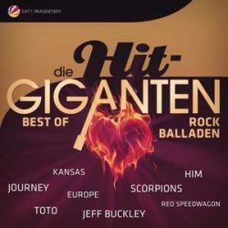 Die Hit Giganten-Rock Balladen Pozostałe