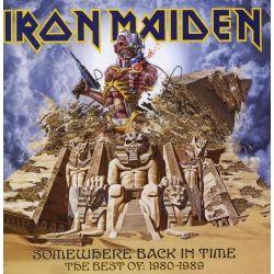Somewhere Back In Time-The Best Of 1980-1989 Muzyka i Instrumenty