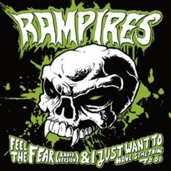 Feel The Fear/Deathrow (Split Single) Zagraniczne