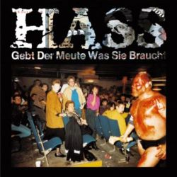 """Gebt Der Meute Was Sie Braucht (+7inch """"Hass"""" EP) Płyty winylowe"""