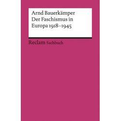 Der Faschismus in Europa 1918–1945 Pozostałe