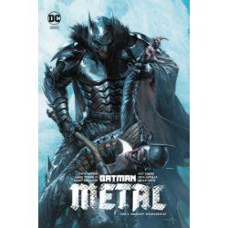 Batman Metal. Tom 3. Mroczny wczechświat - praca zbiorowa - Książka