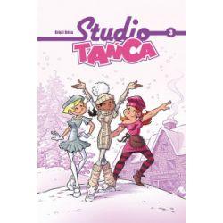 Studio Tańca. Tom 3 - Béka, Crip - Książka