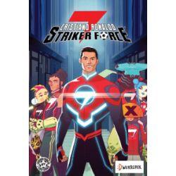 Striker Force 7. Część 1 - Christiano Ronaldo - Książka