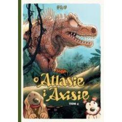 Saga o Atlasie i Axisie. Tom 4 - Pau - Książka