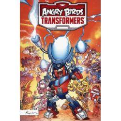 Angry Birds. Transformers - praca zbiorowa - Książka