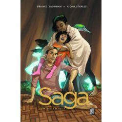 Saga. Tom 9 - Brian K. Vaughan, Fiona Staples - Książka