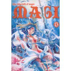 Magi. The Labyrinth of Magic. Tom 13 - Shinobu Ohtaka - Książka