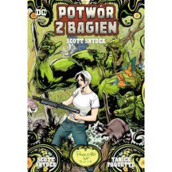 Potwór z bagien - Scott Snyder, Yanick Paquette - Książka
