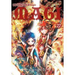 Magi. Labirynth of Magic. Tom 27 - Shinobu Ohtaka - Książka