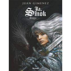 Ja, Smok - Juan Gimenez - Książka